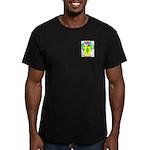 Olivero Men's Fitted T-Shirt (dark)