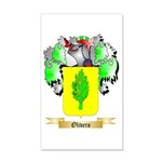 Olivero 20x12 Wall Decal