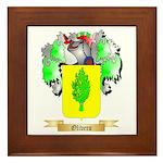 Olivero Framed Tile