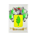 Olivera Rectangle Magnet (10 pack)