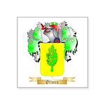Olivera Square Sticker 3