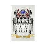 Oliver Rectangle Magnet (100 pack)