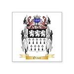Oliver Square Sticker 3