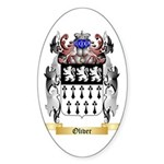 Oliver Sticker (Oval)
