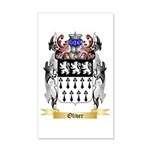 Oliver 20x12 Wall Decal