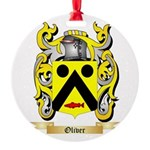 Oliver (Limerick) Round Ornament