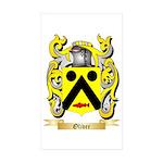 Oliver (Limerick) Sticker (Rectangle 50 pk)