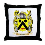 Oliver (Limerick) Throw Pillow