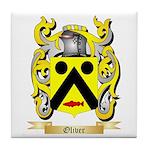 Oliver (Limerick) Tile Coaster