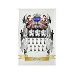 Olive Rectangle Magnet (100 pack)