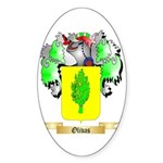 Olivas Sticker (Oval 50 pk)