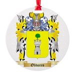 Olivares Round Ornament