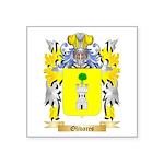 Olivares Square Sticker 3