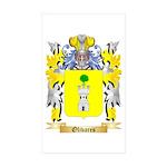 Olivares Sticker (Rectangle 50 pk)