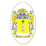 Olivares Sticker (Oval)