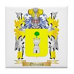 Olivares Tile Coaster