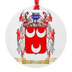 Olivant Round Ornament