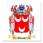 Olivant Square Car Magnet 3