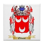 Olivant Tile Coaster