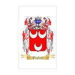 Oliphant Sticker (Rectangle)