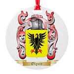 Olguin Round Ornament