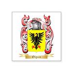 Olguin Square Sticker 3