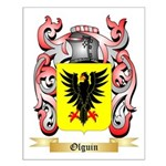 Olguin Small Poster