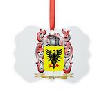 Olguin Picture Ornament