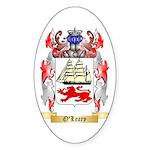 O'Leary Sticker (Oval 50 pk)