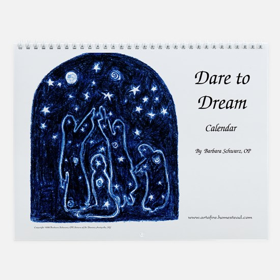Dare to Dream Calendar