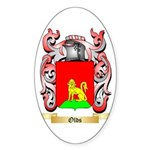 Olds Sticker (Oval 50 pk)