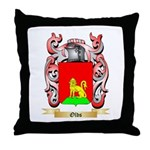 Olds Throw Pillow