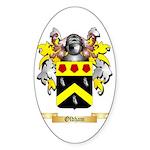 Oldham Sticker (Oval 10 pk)