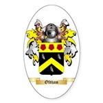 Oldham Sticker (Oval 50 pk)