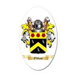 Oldham 20x12 Oval Wall Decal