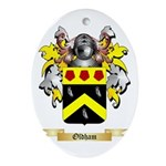 Oldham Oval Ornament
