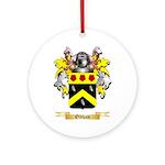 Oldham Round Ornament