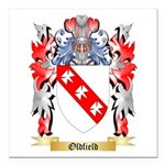 Oldfield Square Car Magnet 3