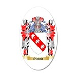 Oldfield 35x21 Oval Wall Decal
