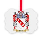 Oldfield Picture Ornament
