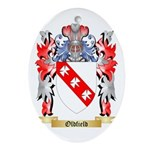 Oldfield Oval Ornament