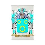 Oldershaw Rectangle Magnet (100 pack)