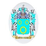 Oldershaw Oval Ornament