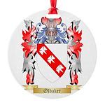 Oldaker Round Ornament