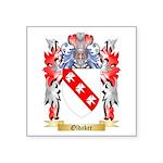 Oldaker Square Sticker 3