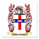 Olbrychtowicz Square Car Magnet 3