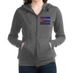 Lake morning Women's Zip Hoodie