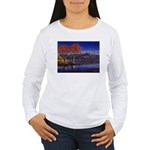 Lake morning Long Sleeve T-Shirt