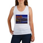 Lake morning Tank Top