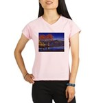 Lake morning Performance Dry T-Shirt